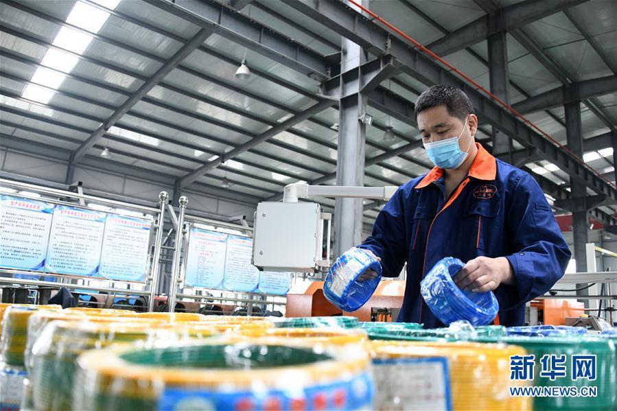 (聚焦復工復産)(5)黑龍江積極推進開發區企業復工復産