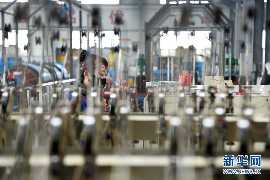 (聚焦復工復産)(6)黑龍江積極推進開發區企業復工復産