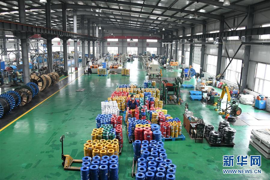 (聚焦復工復産)(7)黑龍江積極推進開發區企業復工復産
