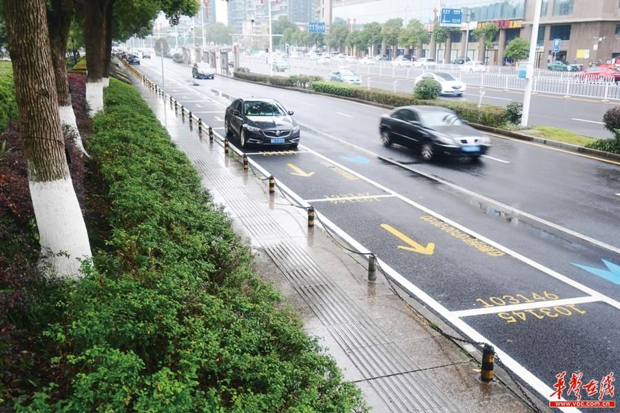 长沙市湘江中路智慧停车系统上线