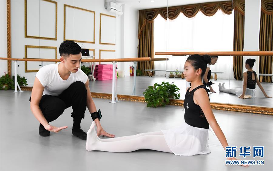 (社會)(3)海南三亞:學芭蕾 度暑假
