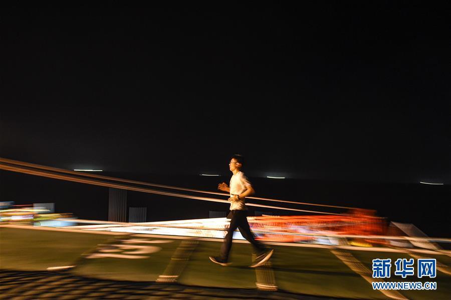 (新華視界)(6)南海鑽井工人