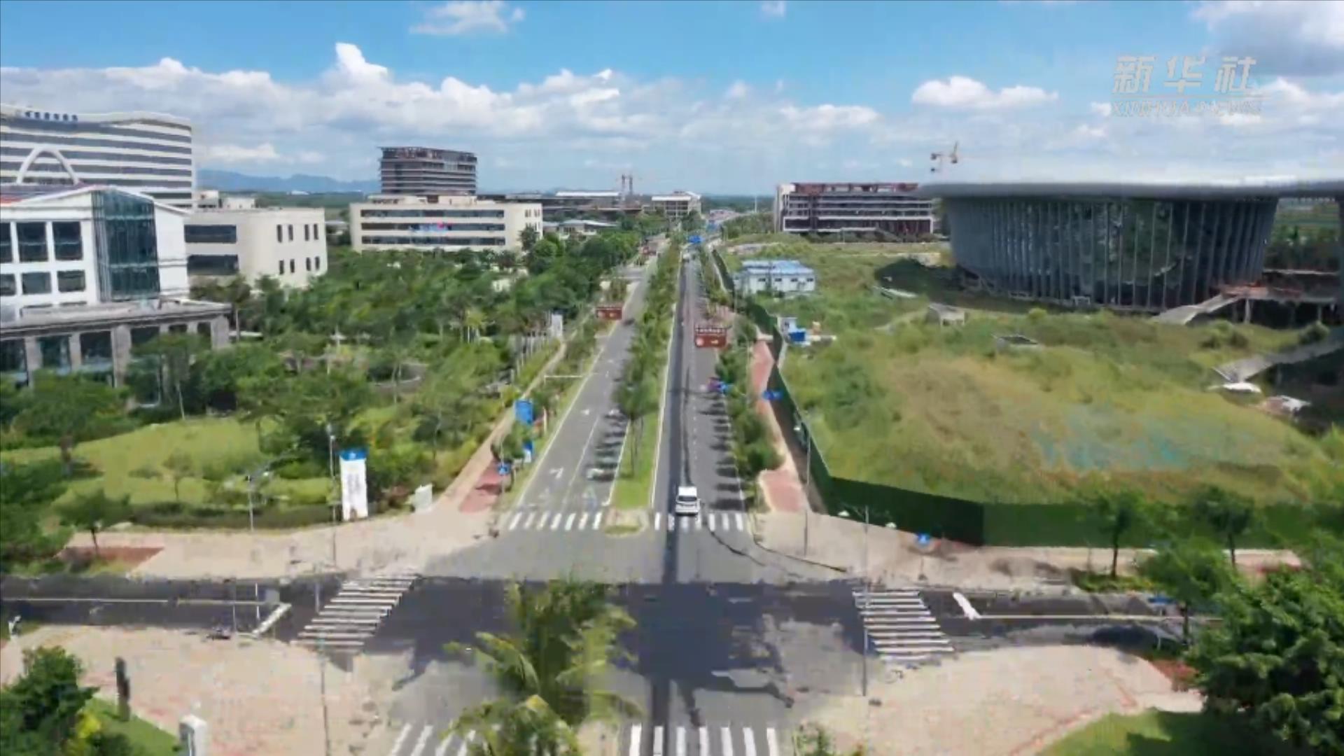 海南首個制度集成創新改革園區出現