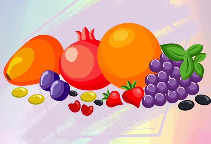 這麼多水果的小秘密,你pick哪一個?