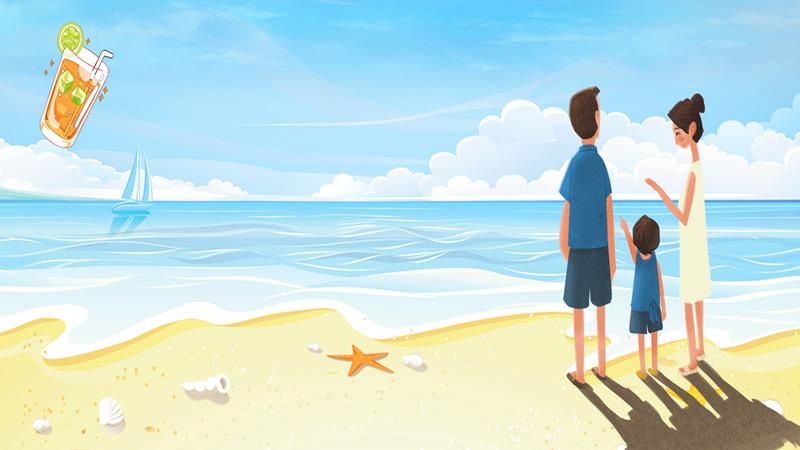 @家長們,快來看看這份另類的暑假安排!