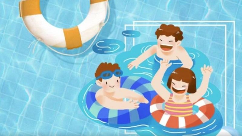 """""""泳池紅眼病""""高發 夏季遊泳要注意啥?"""