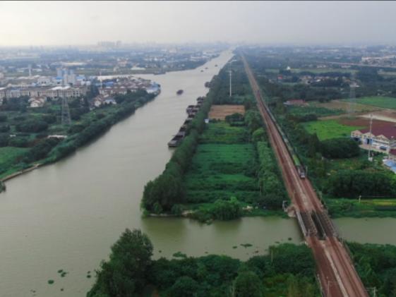 視頻|大運河見證下的無錫今昔