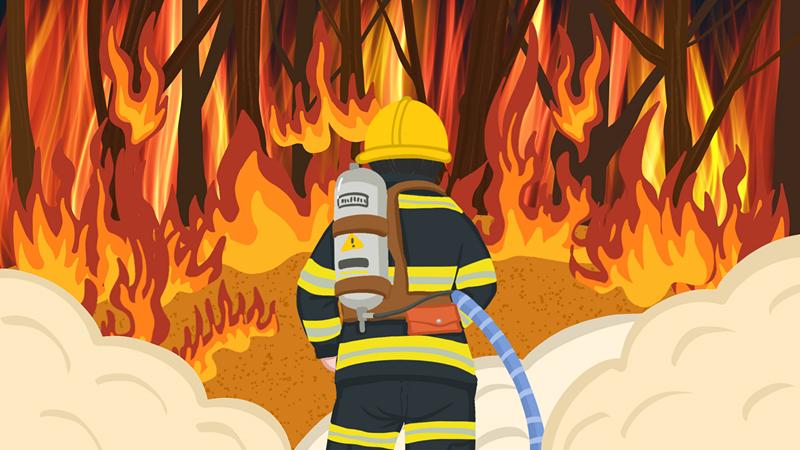 """全國消防日丨你知道""""逆行者""""背後的故事嗎?"""
