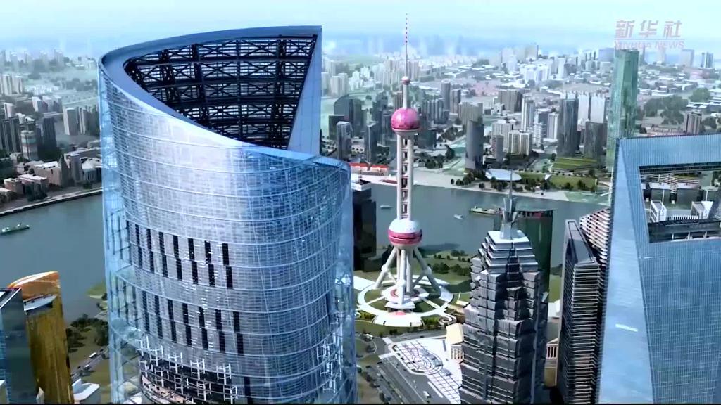 探訪上海中心阻尼器