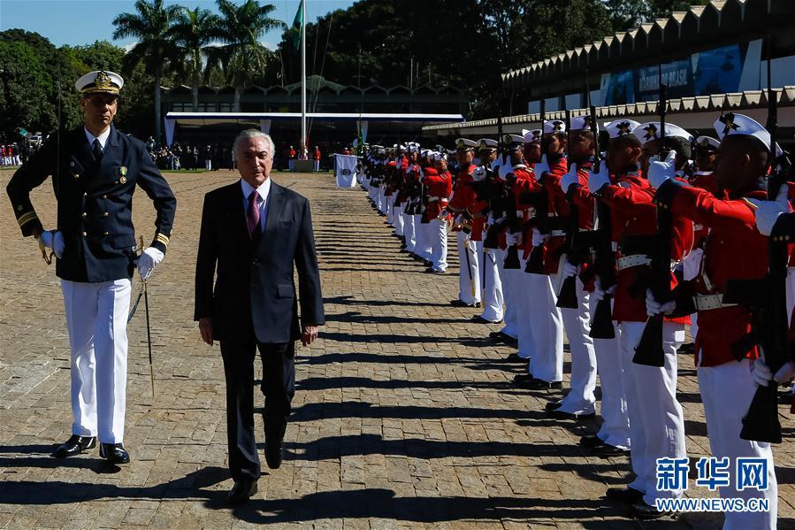 (國際)(5)巴西最高選舉法院裁決羅塞夫和特梅爾無罪