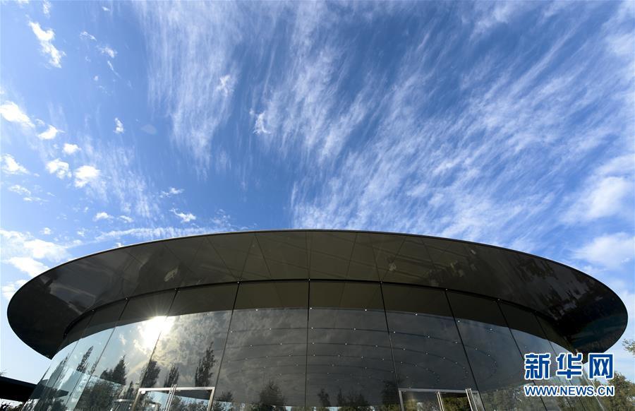 (国际)(8)苹果公司举行新产品发布会