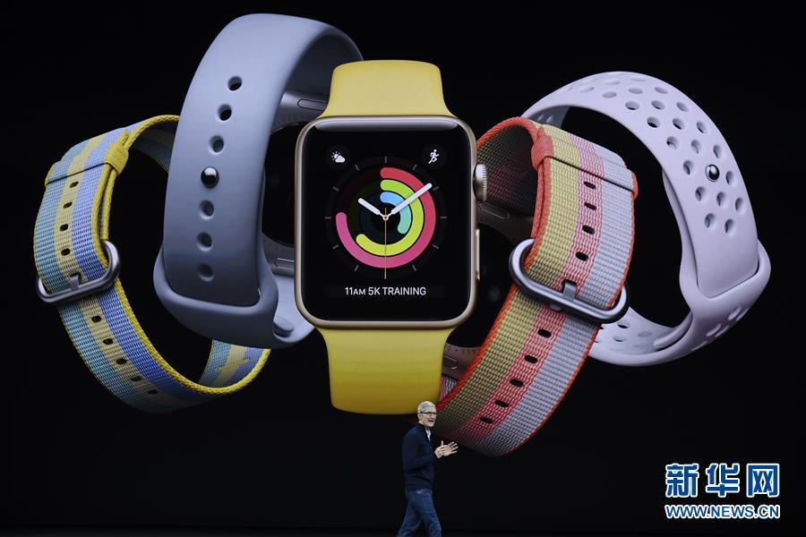 (国际)(2)苹果公司举行新产品发布会