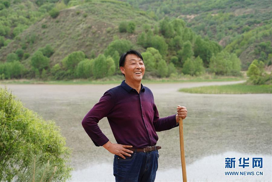 (壮阔东方潮 奋进新时代――庆祝改革开放40年)(1)退耕还林20年 延安大地谱新篇