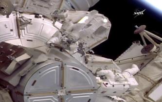 國際空間站迎來第200次太空行走