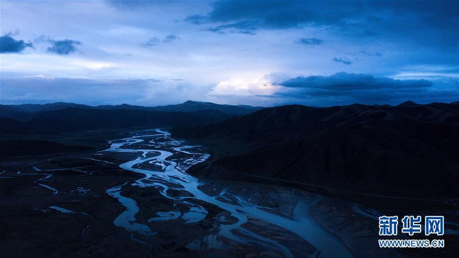(環境)(1)青海達日:鳥瞰黃河