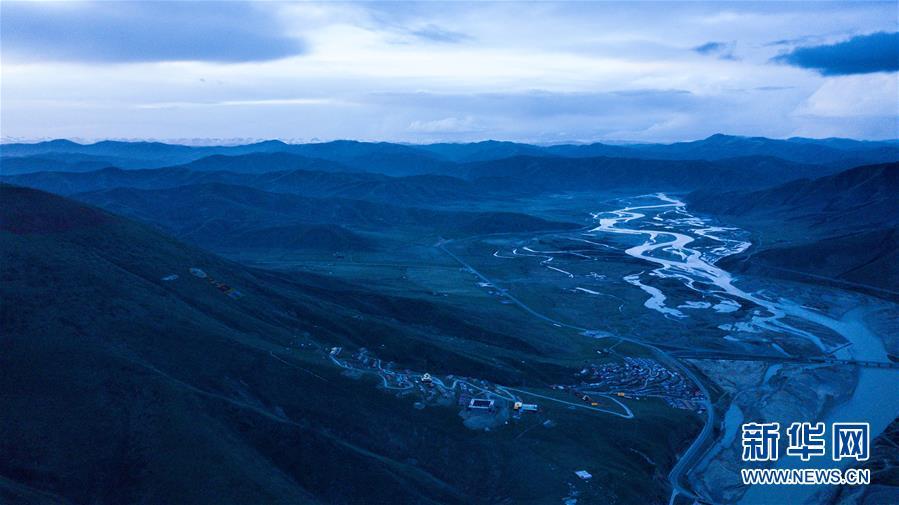 (環境)(3)青海達日:鳥瞰黃河