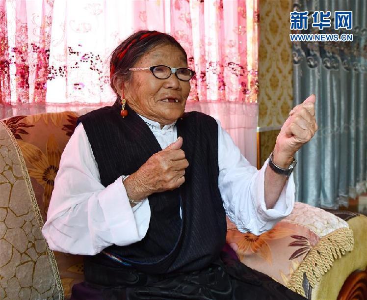 (新華全媒頭條·圖文互動)(2)命運的轉折——寫在四川甘孜藏族自治州建州70年之際