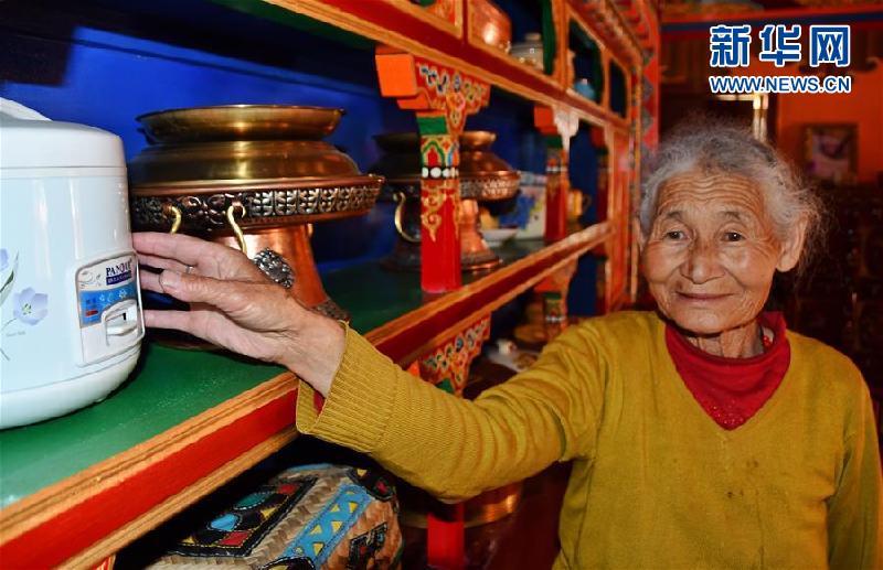 (新華全媒頭條·圖文互動)(7)命運的轉折——寫在四川甘孜藏族自治州建州70年之際