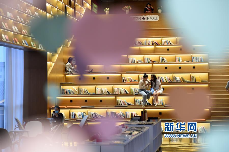 (新華視界)(2)泉城夜景