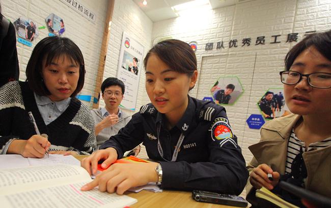 十九大代表吴娜:立足岗位 新时代新青年要有新作为