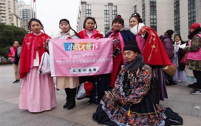 串文化场所 邂逅传统文化