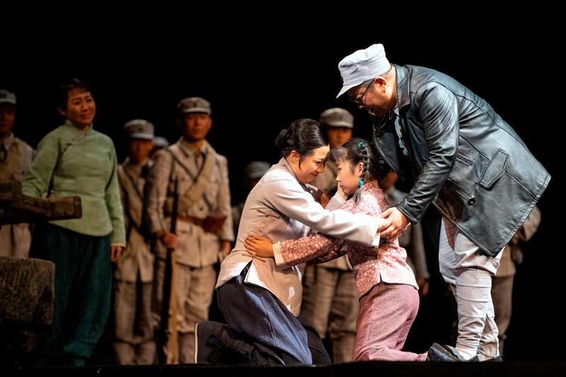 """这部获""""五个一工程""""奖的民族歌剧要来上海了"""