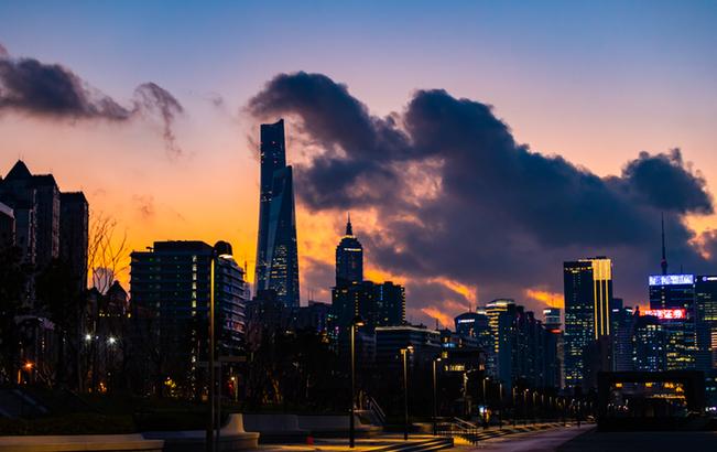 风起云涌看上海:大风起 寒潮至