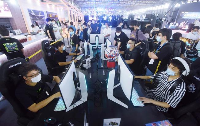 中國國際數碼互動娛樂展覽會在滬開幕
