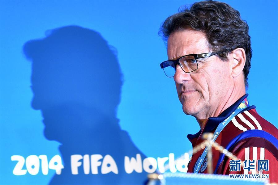 (體育·專題)(4)足球——星光熠熠的中超教練席