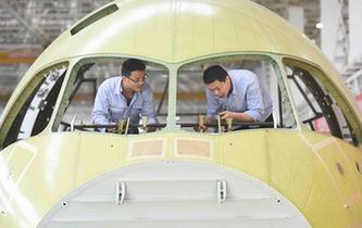 國産大型客機C919:中國制造 博採眾長