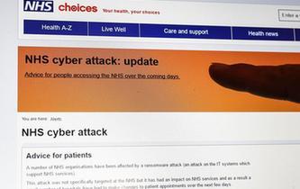 英國公共衛生體係遭勒索軟件襲擊