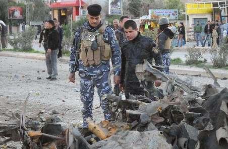 伊拉克中部發生襲擊事件致6名平民喪生
