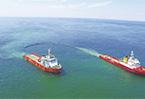國家海上溢油應急預案發布:超500噸即為重大事故