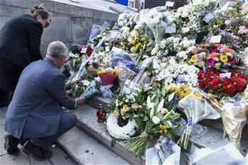 英國紀念倫敦橋恐襲事件一周年