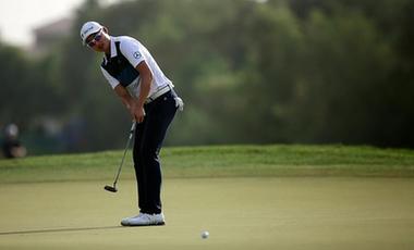 高尔夫——DP世界巡回锦标赛第二日赛况