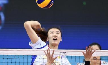 女排亞俱杯:天津女排三戰三捷鎖定小組頭名