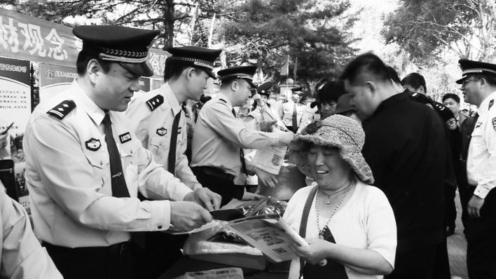 吉林省公安機關去年打擊經濟犯罪立案3697起