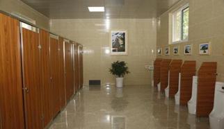 2018年以來全國新建改擴建旅遊廁所3萬座