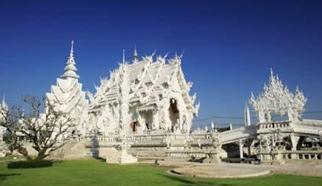 泰國清萊主打藝術旅遊吸引中國遊客