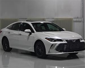 亞洲龍2.0L車型申報圖曝光 價格有望下調