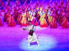大型實景劇《蒙古馬》在錫林浩特上演