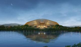 北京世園會組合盆栽國際競賽展示在京啟幕