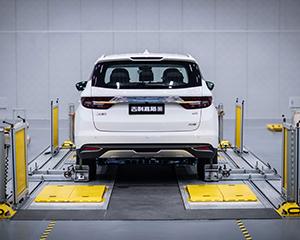 MPV車型首次參加C-ECAP評價 吉利嘉際榮獲白金牌