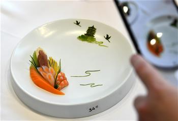 【高清圖集】第四屆世界廚師藝術節青島開幕