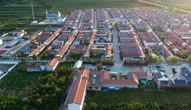 寧夏涇源:鄉村旅遊富農家