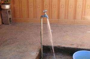 長春市144個貧困村通上自來水