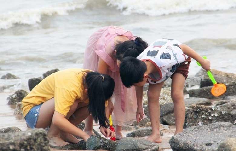 【組圖】盛夏的曾厝垵海灘