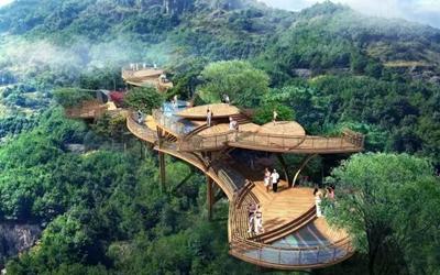 總投資額50億元 中國大熊貓國家公園主題公園落戶成都都江堰