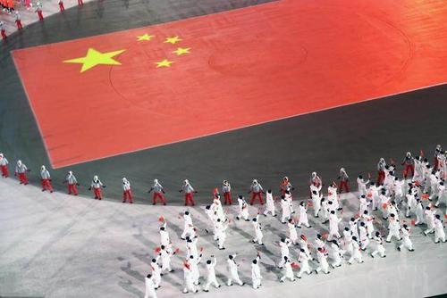 新中國體育70年|把體育榮耀寫在共和國的旗幟上
