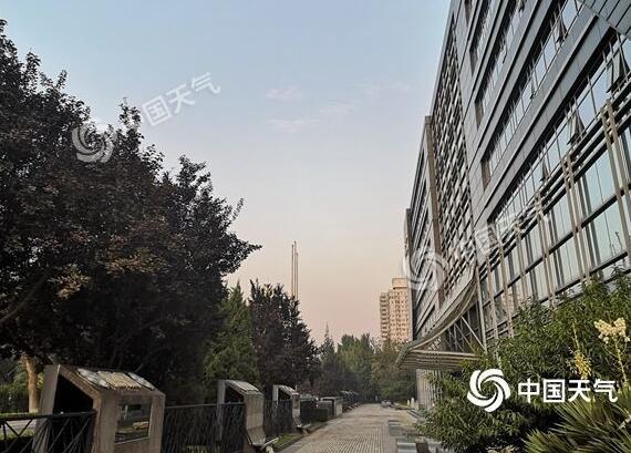 今日北京最高氣溫27℃ 雙休日舒適涼爽宜出行